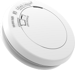 Low Profile 10 Year Tamperproof Sealed Lithium Photoelectric Smoke & CO Combo Alarm (Case of 20)