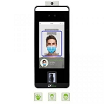 ZKTeco SpeedFace+ Body Temperature and Mask Detection Camera