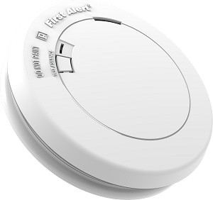 New York State Approved 10 Year Tamper Proof Smoke Detector - BRK Electronics (case of 20)